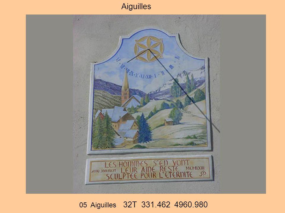 Aiguilles 05 Aiguilles 32T 331.462 4960.980