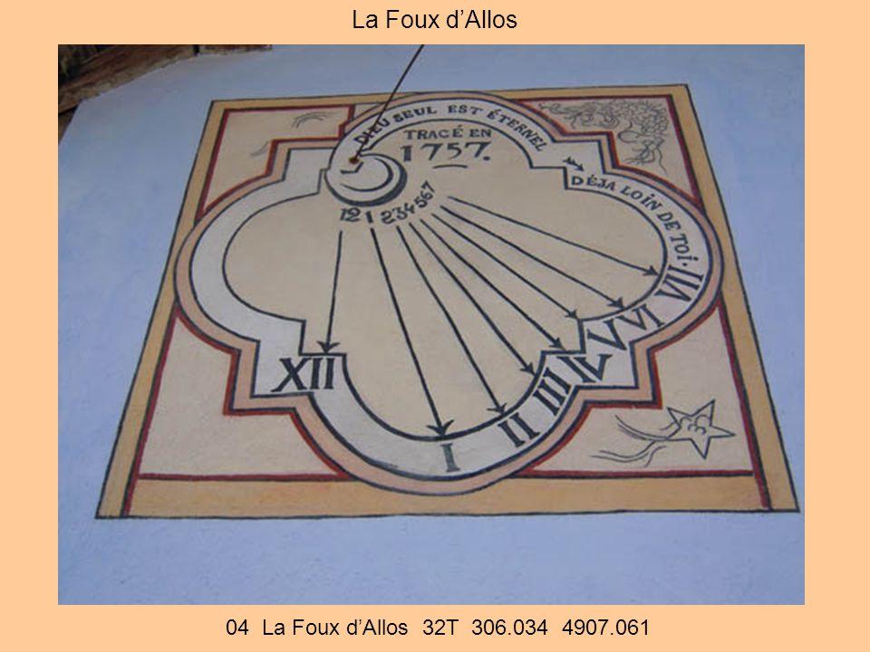 04 La Foux d'Allos 32T 306.034 4907.061 La Foux d'Allos
