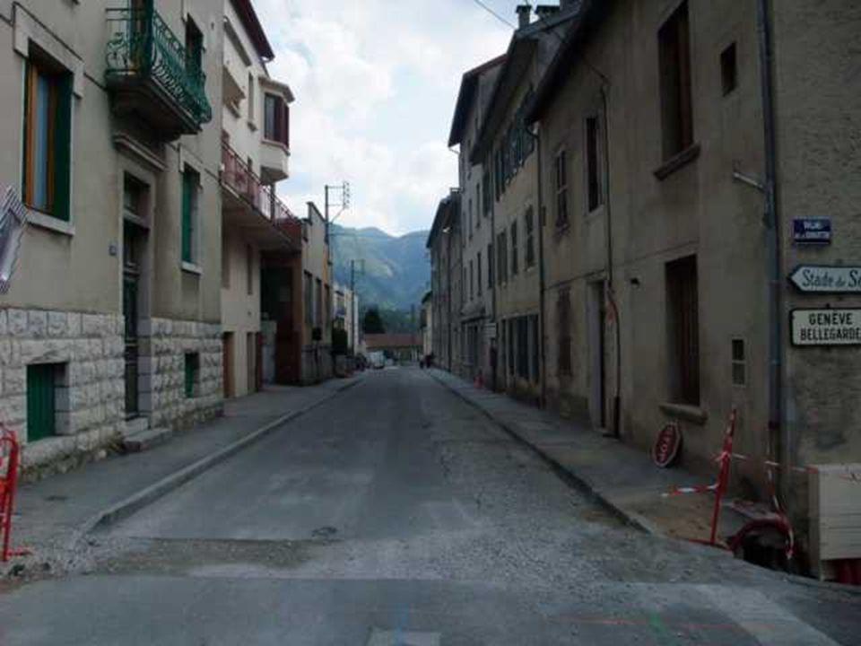 Rue Auguste Lançon