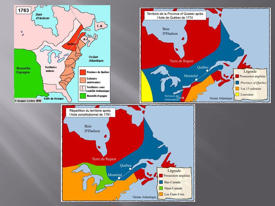  L'essor de cette industrie importante au développement de la richesse au Canada aura plusieurs conséquences:  Création d'un nouveau mode de vie agro-forestier et d'une culture des chantiers  Enrichissement de nombreux marchands canadiens (surtout d'origine britannique)  Développement d'une industrie de transformation  Marginalisation des autochtones  Colonisation de nouvelles régions du territoire québécois selon le modèle agro-forestier