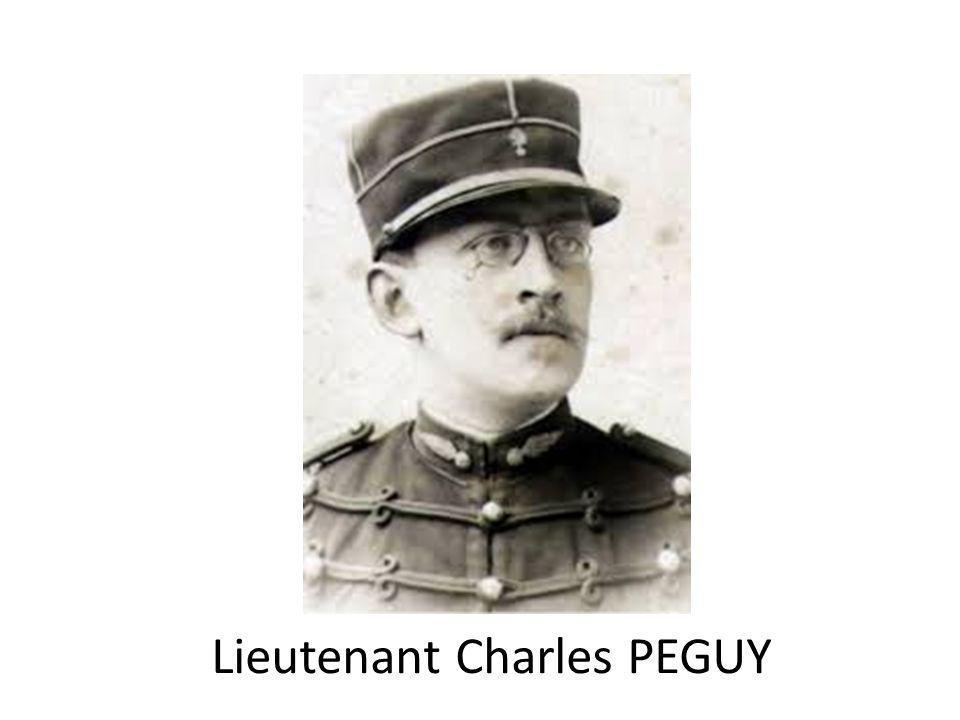Charles PEGUY … j'ai retrouvé la foi, je suis catholique.