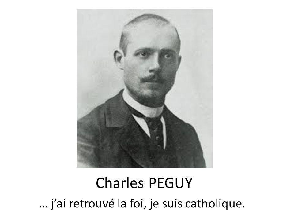 Charles PEGUY