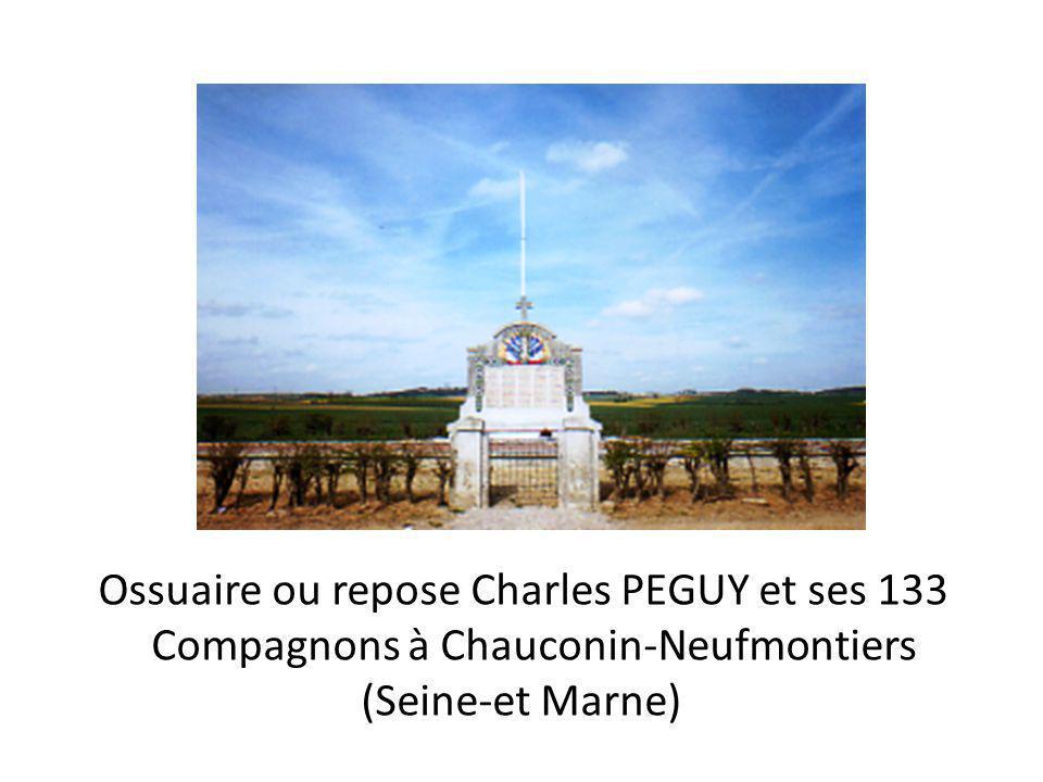 ALAIN-FOURNIER 3 octobre 1886, La Chapelle-d'Angillon (Cher) Mort pour la FRANCE le 22 septembre 1914 Les Eparges (Meuse) Le Grand Meaulnes