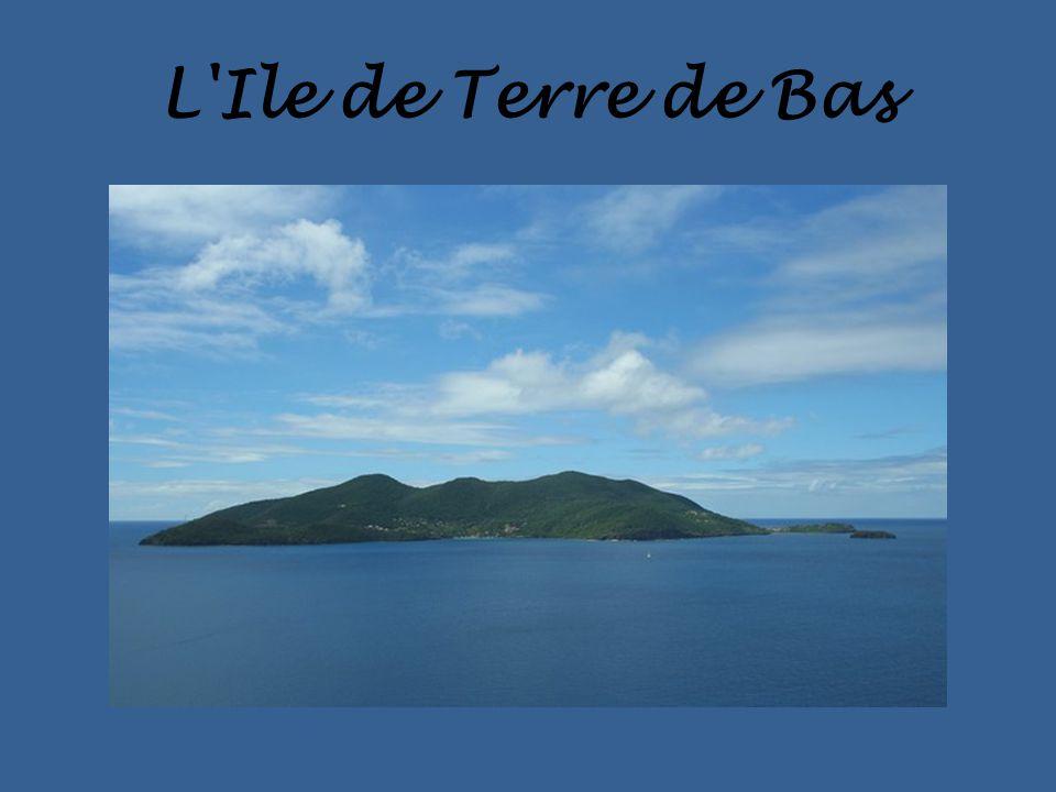 la Baie des Saintes