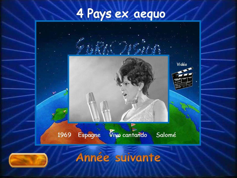 1969 Pays-Bas De troubadour Lenny Kuhr Vidéo