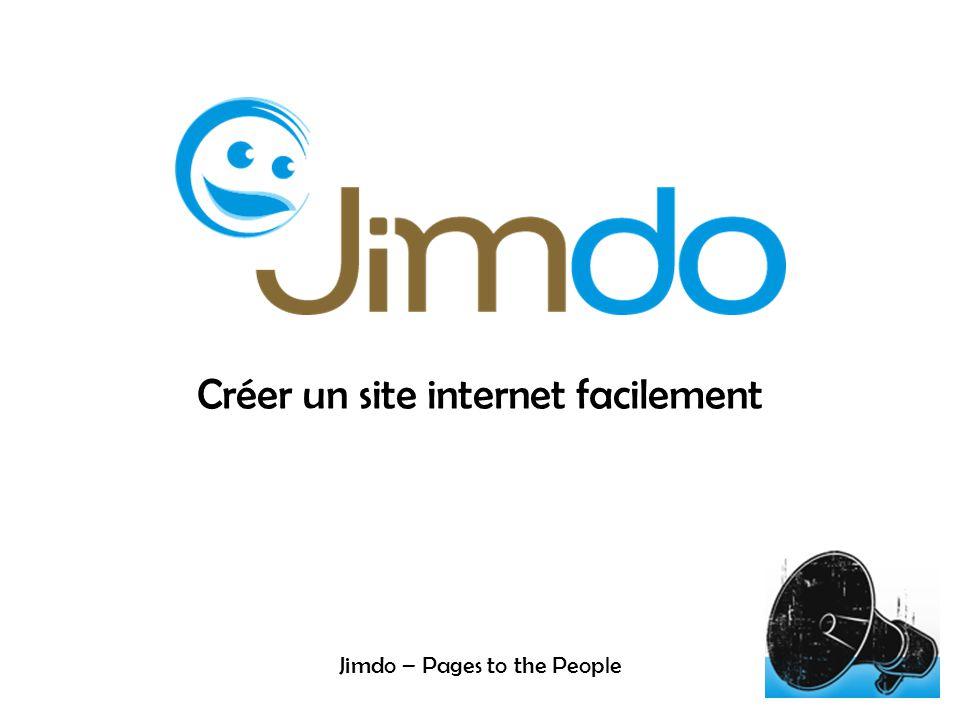 Commander Jimdo Pro La commande JimdoPro s'effectue directement depuis votre site Jimdo