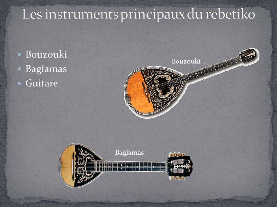 Bouzouki Baglamas Guitare Bouzouki Baglamas