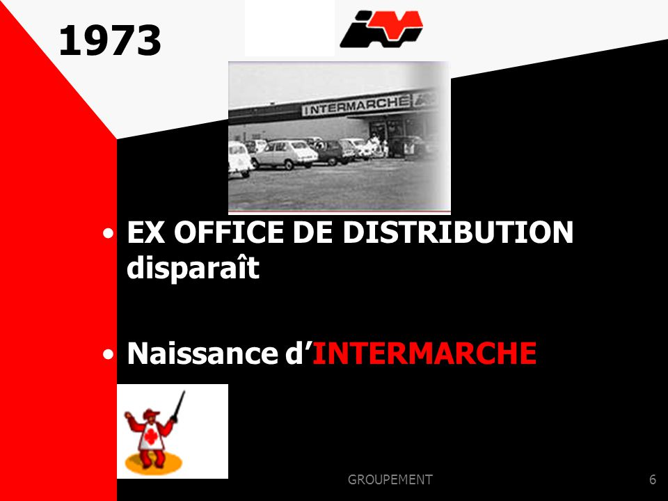 5 1972 EN 3 ANS LE GROUPEMENT A EVOLUE –CREATION DE : PROMEX FORDIS BASE D'ARGENTRE (35) CREATION DU 1er PNM : PATURAGES
