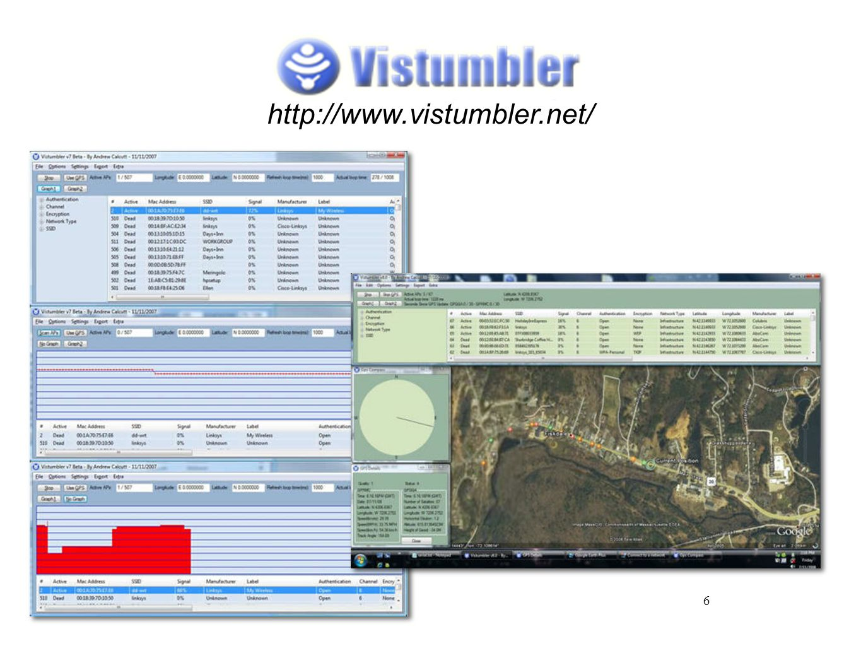 6 http://www.vistumbler.net/