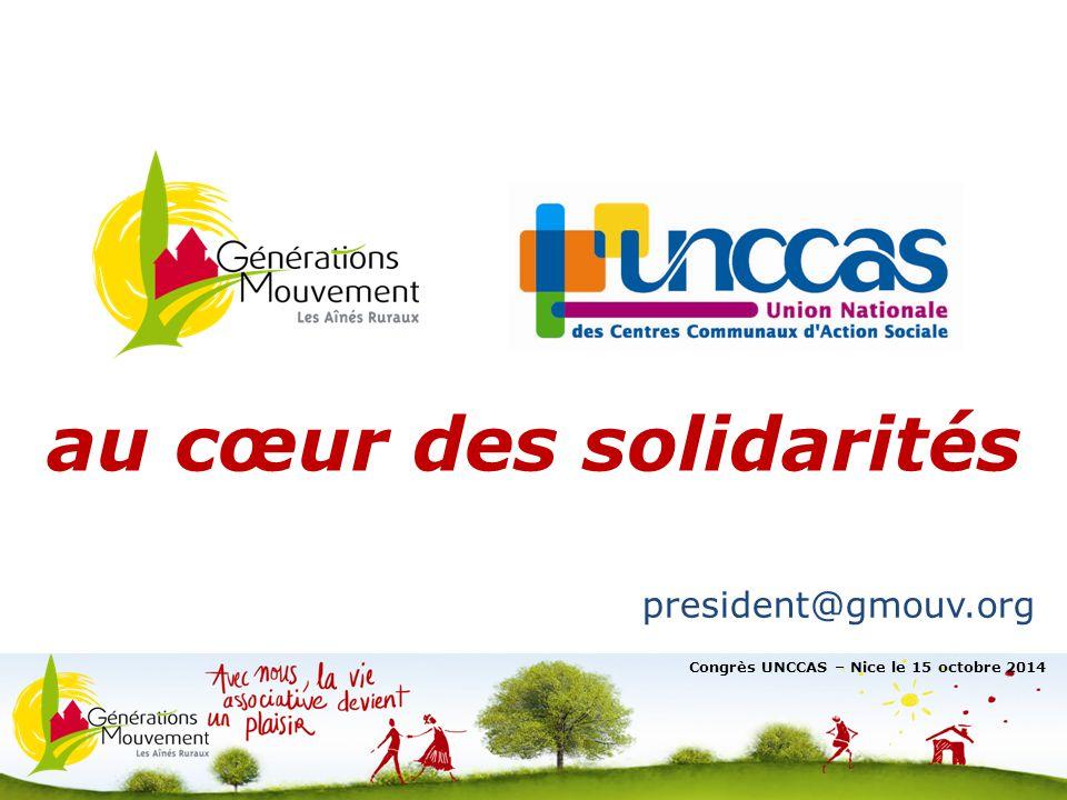 6 Congrès UNCCAS – Nice le 15 octobre 2014 au cœur des solidarités president@gmouv.org
