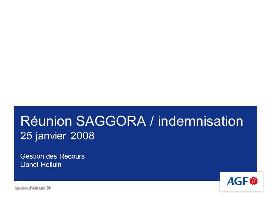 Situation administrative des CIR et objectifs 2008