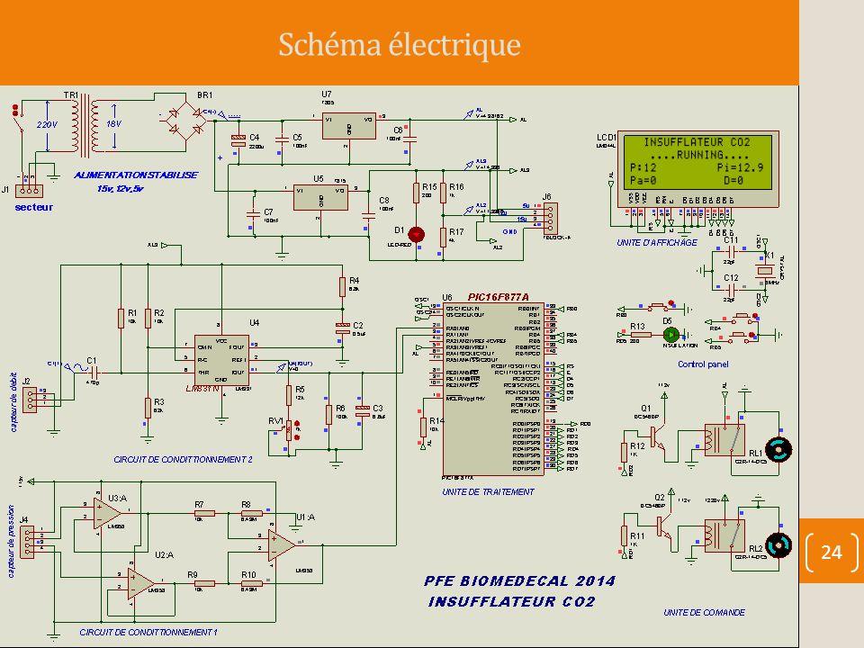 Schéma électrique 24