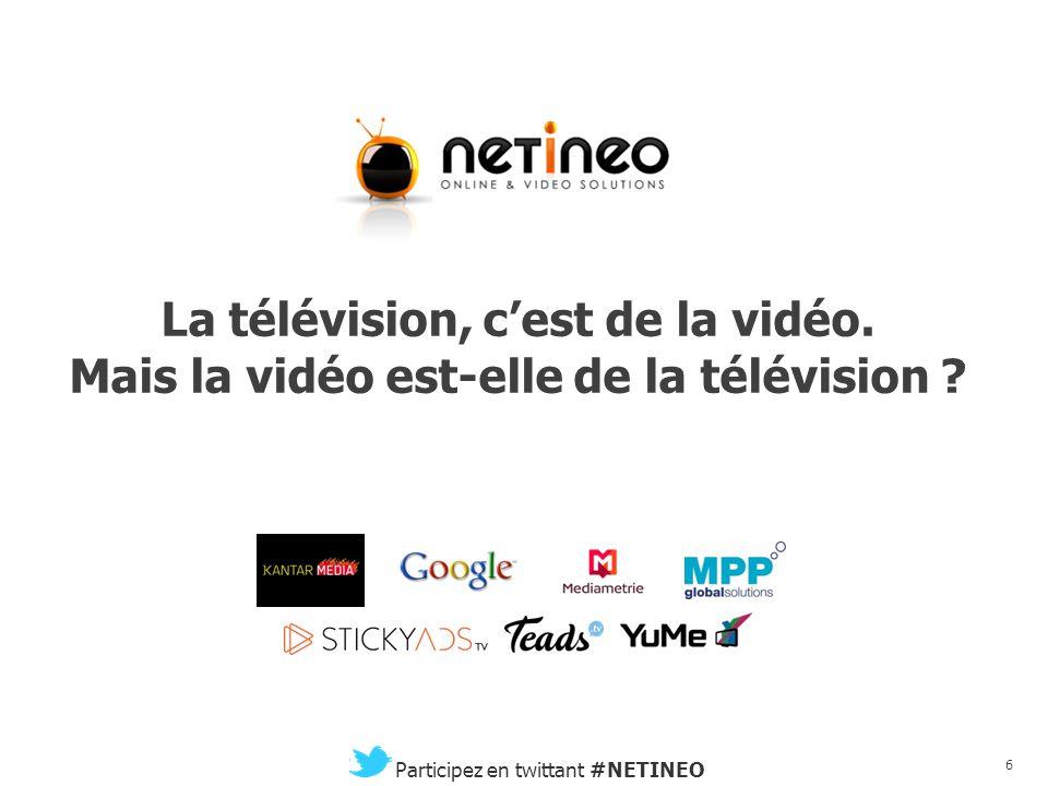 5 Participez en twittant #NETINEO Participez et commentez en twittant le hashtag #NETINEO SAVE THE DATES 2014 12 novembre Réunion de lancement (à part