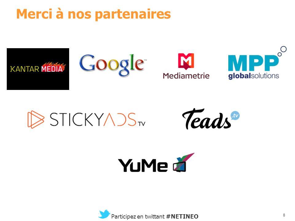 7 Participez en twittant #NETINEO Introduction Philippe Bornstein CEO