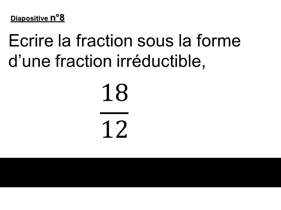 Calcule, Diapositive n°9