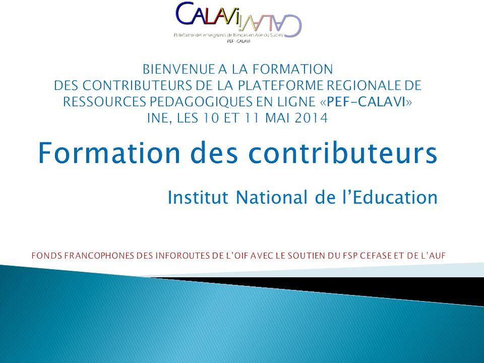 Institut National de l'Education