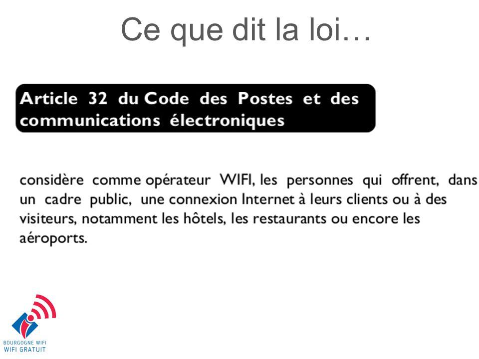 Une personnalisation de la page d'accueil avec une sélection conseil engagé Pourquoi le WIFI territorial?
