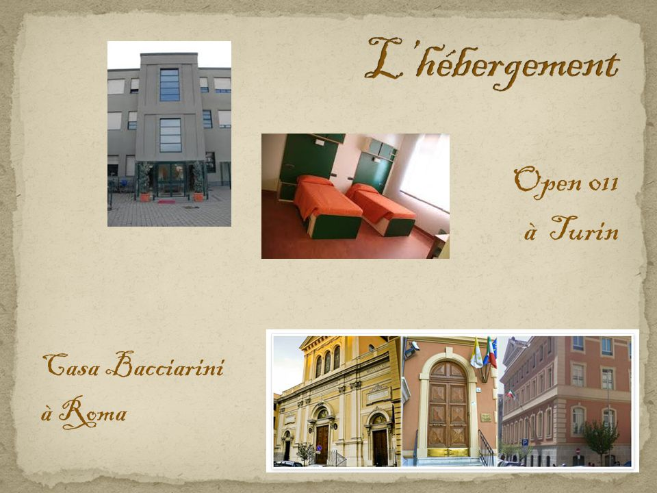 Open 011 à Turin Casa Bacciarini à Roma