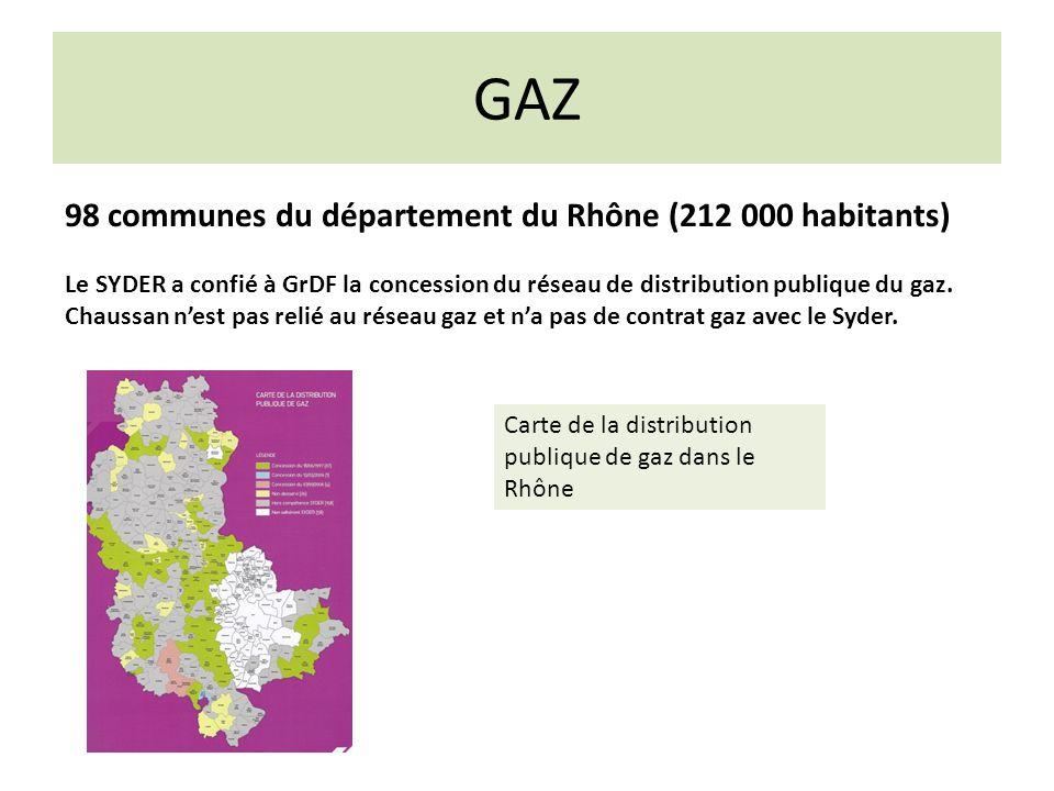 Éclairage public C'est un service optionnel complet proposé aux communes.
