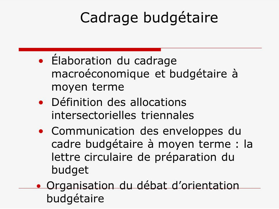 2.1.Phase administrative 3 étapes: a.
