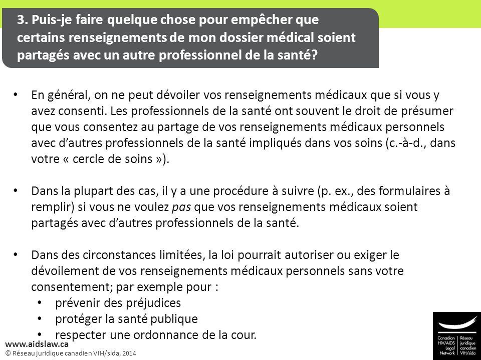 © Réseau juridique canadien VIH/sida, 2014 www.aidslaw.ca 4.