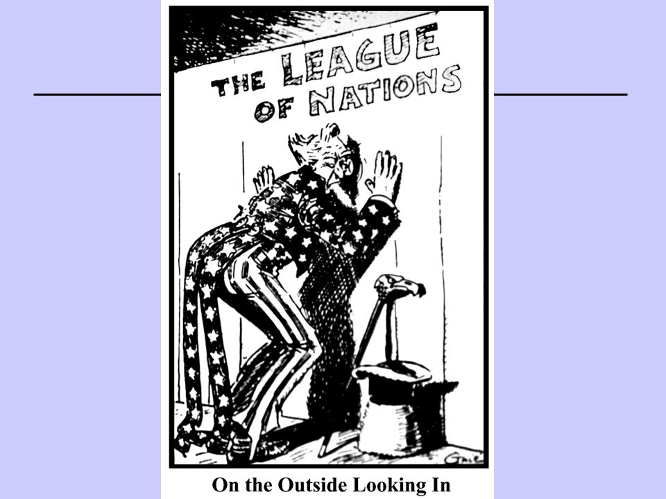 Outside the League