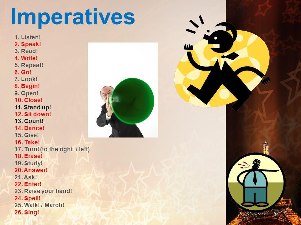 français 1 le 28 septembre 2012 ActivitéCahier I. Warm-Up : Les salutations et la politesse II. Objets  JEU et NOUVEAUX OBJETS 1. classroom 2. garbag