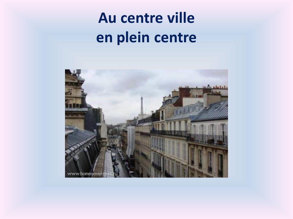 Un arrondissement de Paris