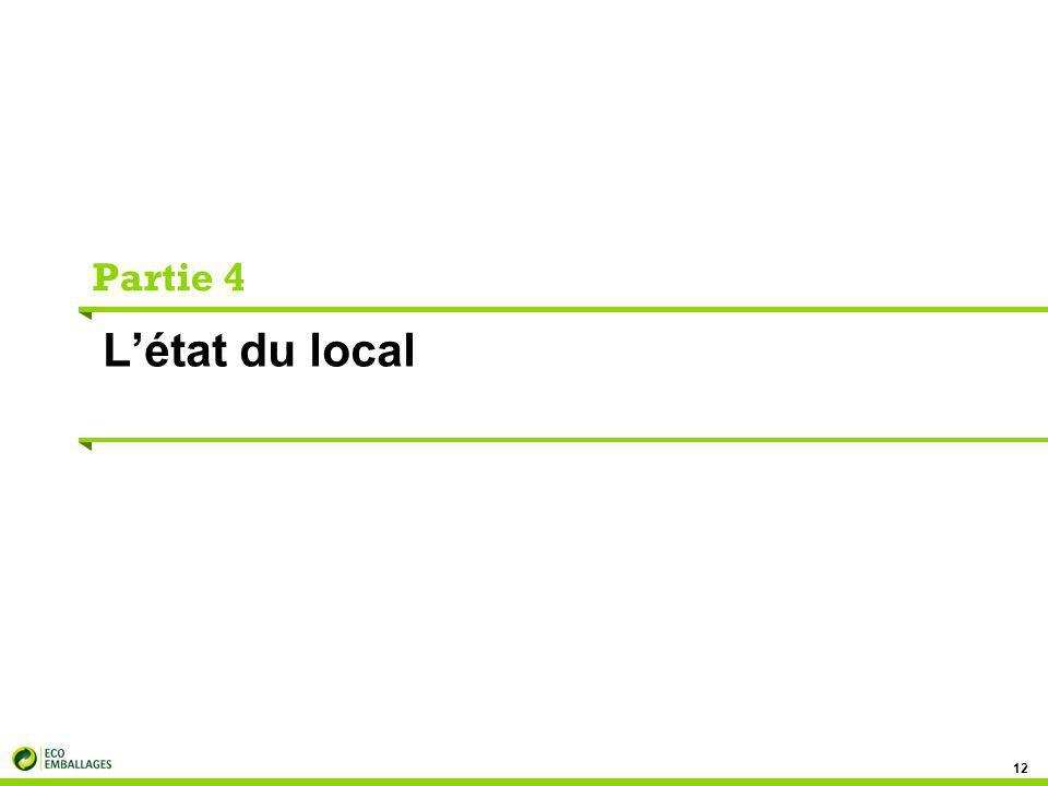 L'état du local Partie 4 12