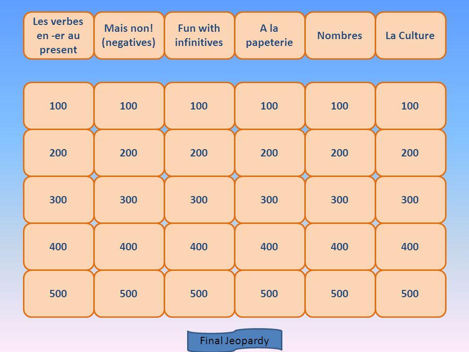 Une journée a l'école dure combien de temps en France? a. 6 heures b. 5 heures c. 8 heures