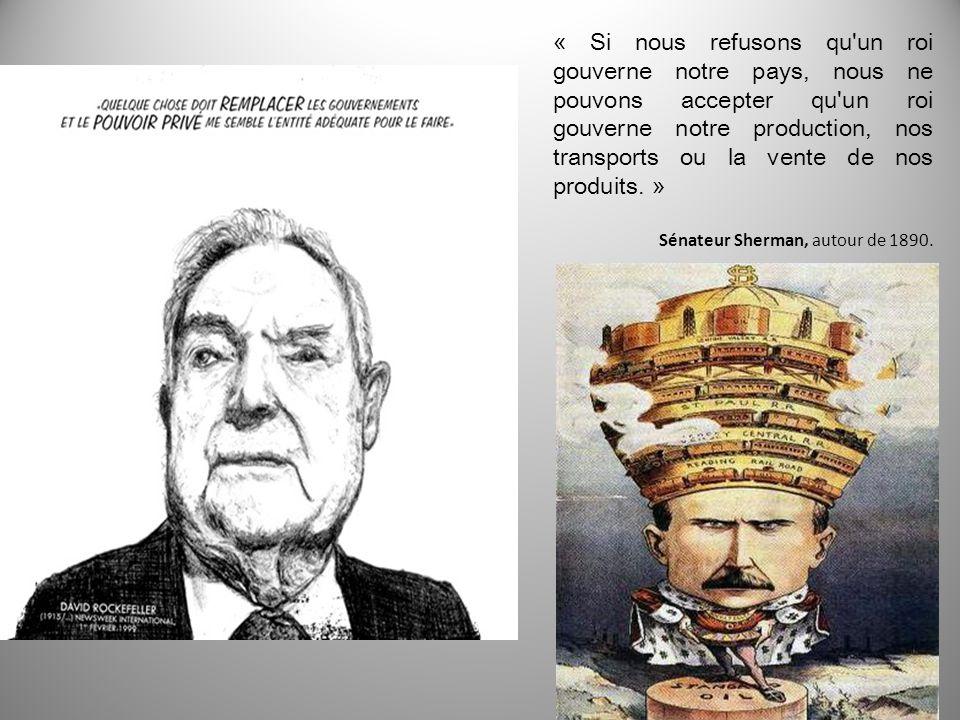 « Si nous refusons qu un roi gouverne notre pays, nous ne pouvons accepter qu un roi gouverne notre production, nos transports ou la vente de nos produits.