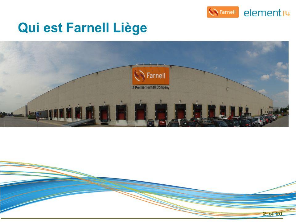 Qui est Farnell Liège 2of 20