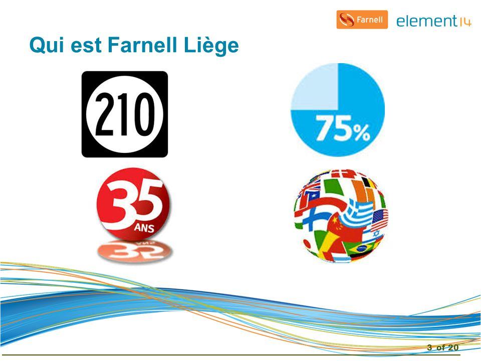 Qui est Farnell Liège 3of 20