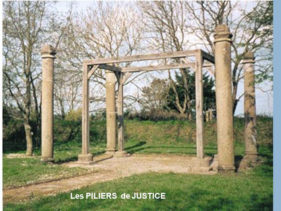 Les PILIERS de JUSTICE
