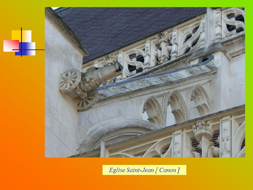 Campanile de l'église Saint-Jean