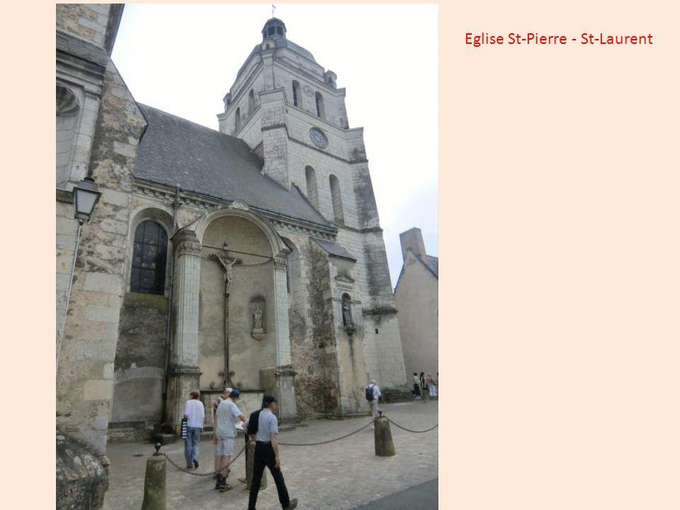Eglise St-Pierre - St-Laurent