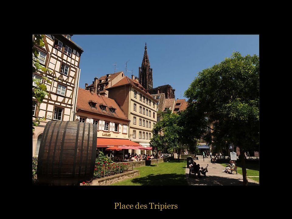Rue des Tonneliers