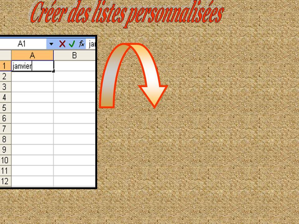  Pour redimensionner une ligne ou une colonne, placez le pointeur sur le trait de séparation (voir image). Cliquez sans relâcher pour modifier la lon