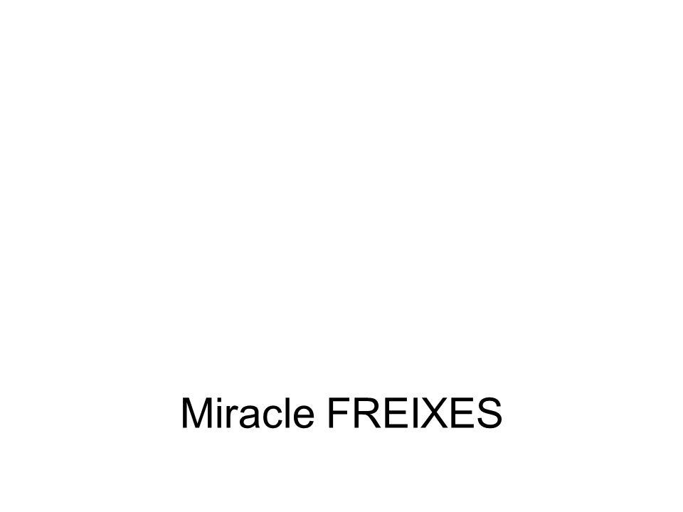 Miracle FREIXES