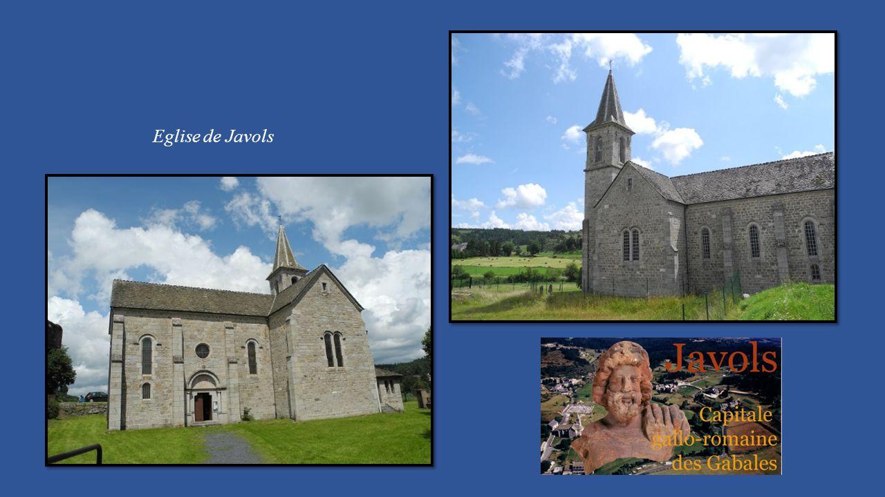 Eglise de Javols