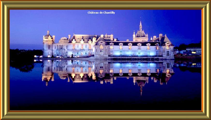 Le Château de Vaux le Vicomte