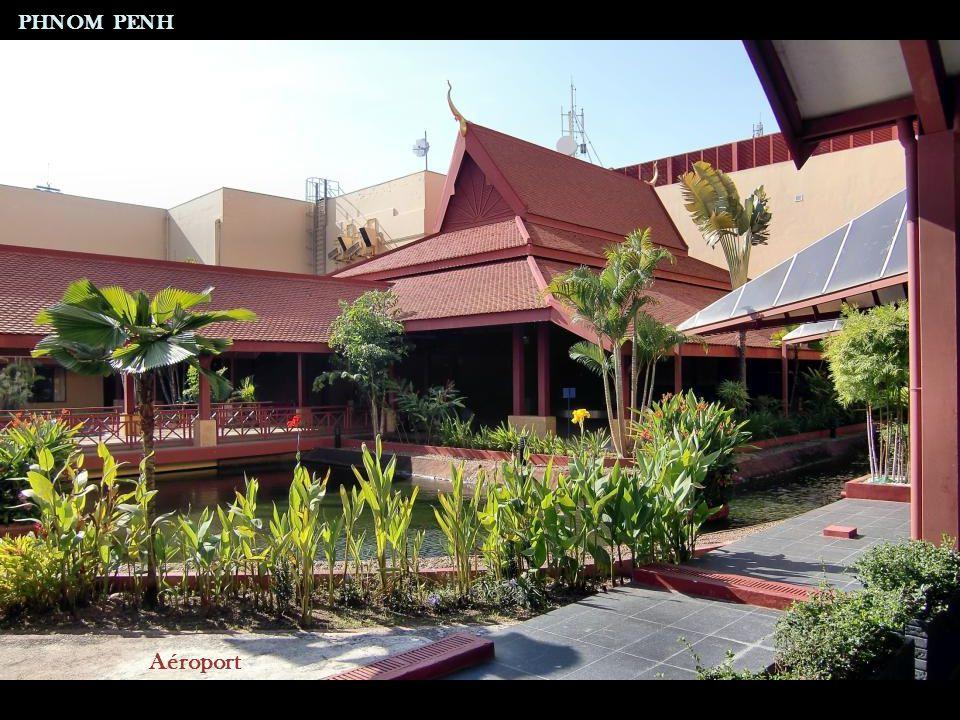 Stupa des Parents du Roi Norodom Sihanouk PHNOM PENH