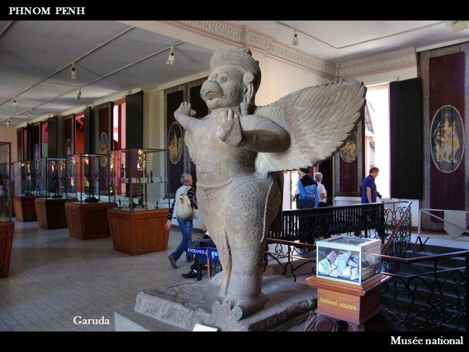 Musée national Entrée PHNOM PENH