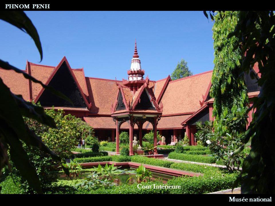 Garuda Musée national PHNOM PENH