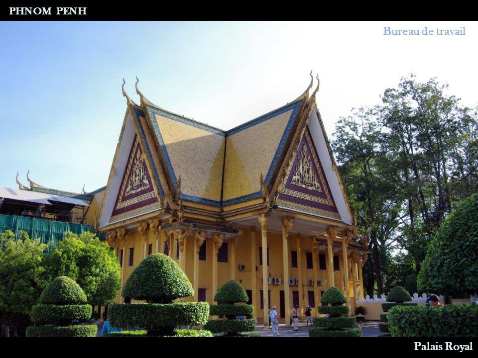 Détail Salle des Banquets PHNOM PENH