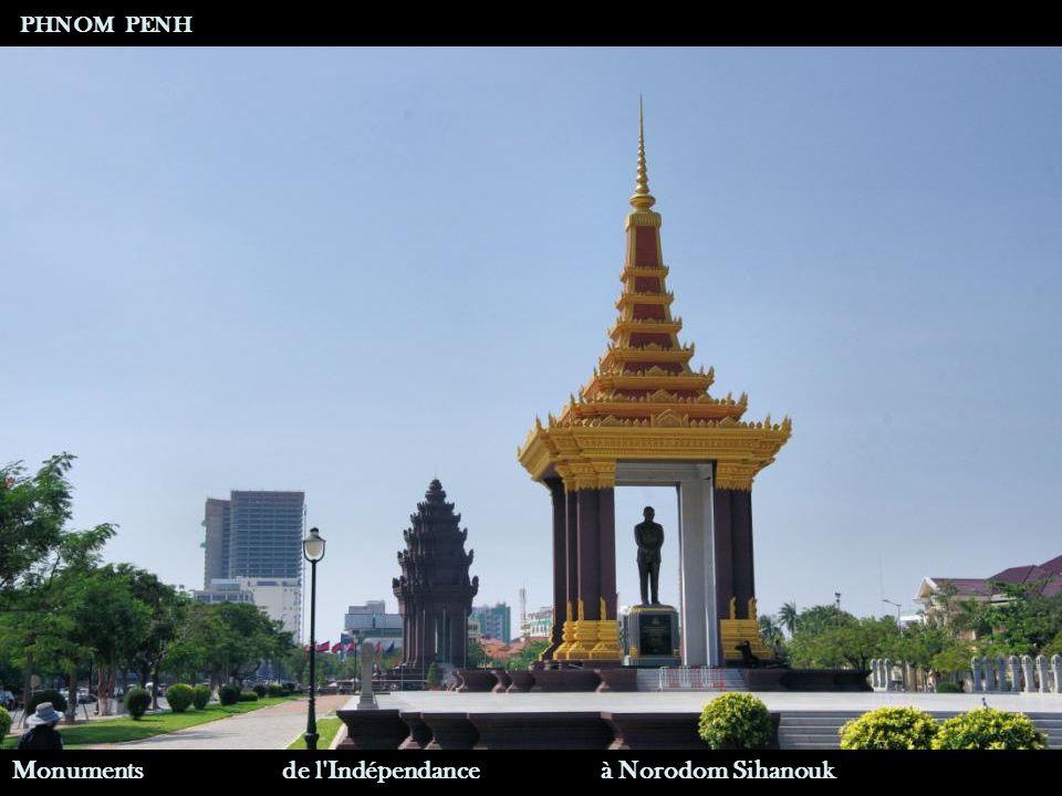 Tonlé Sap Bateaux de Croisière PHNOM PENH