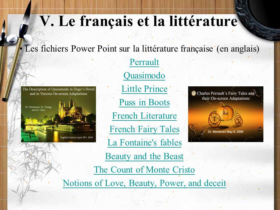 20/11/2009Montoneri & Tsai30 Page Web sur les contes de fées