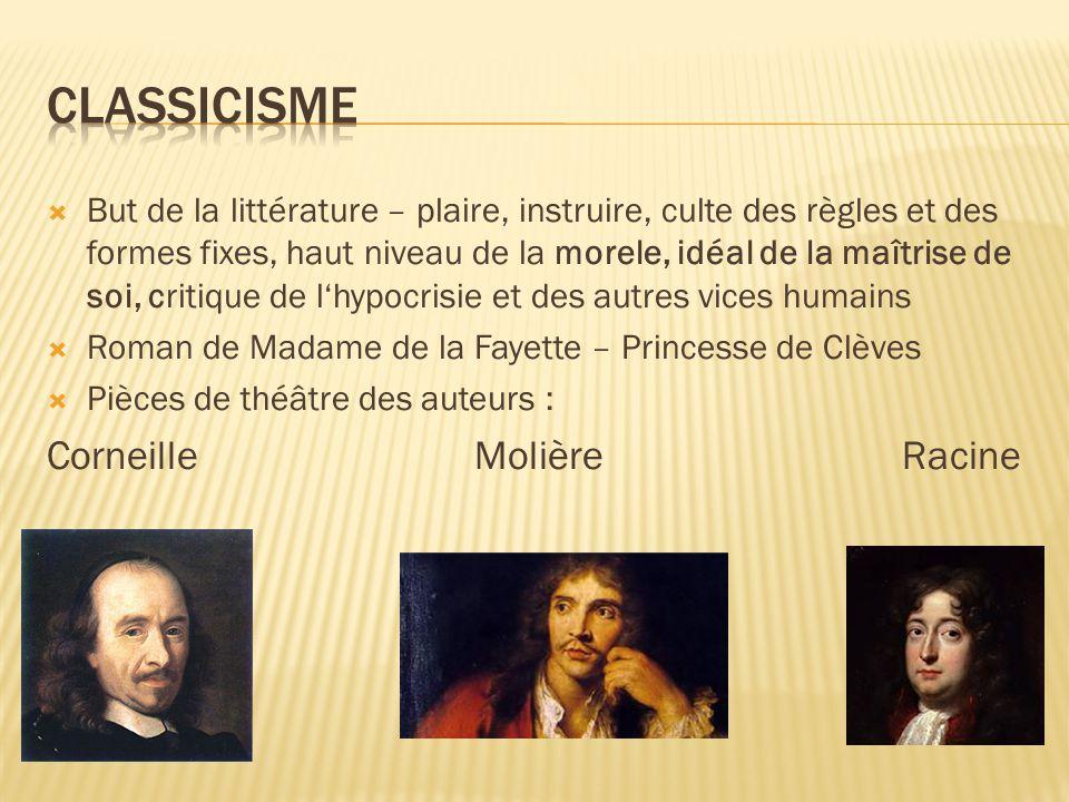  René Descartes, Blaise Pascal (Pensées)  František Saleský, Jacques-Bénigne Bossuet