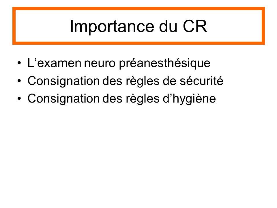 Importance du cahier d'hygiène de la sonde En cas d'infection (BMR +++) En réa : estimée à environ 30 % des cas de transmission de BMR Transmission d'infections graves Conflit avec le chirurgien pour l'infection du site opératoire