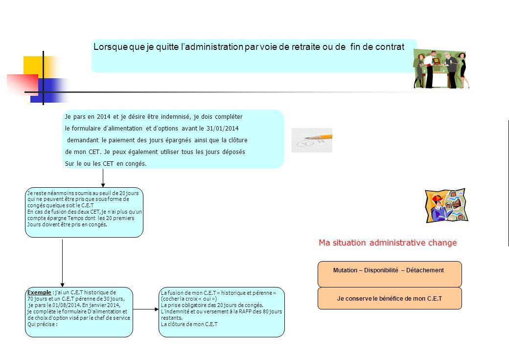 Conditions d ' indemnisation et/ou mise à la RAFP Conditions d ' indemnisation et/ou mise à la RAFP des jours épargnés Catégories 1.